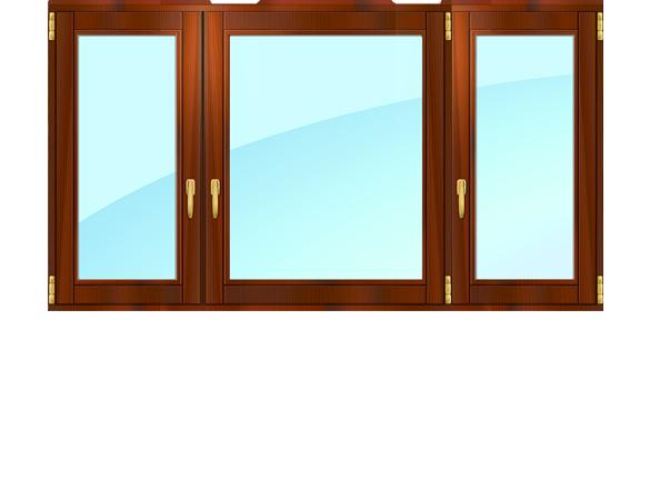 Реставрация утепление трехстворчатого окна